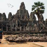 カンボジアビザ写真